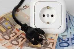 Geld sparen beim Strom