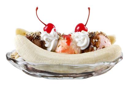 Der Artikel betont, dass Bio-Eis besser schmeckt.