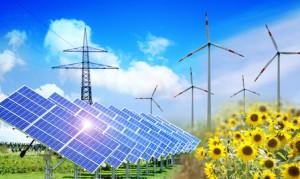 Erneruerbare Energien