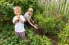 """Damit die eigene Ernte tatsächlich """"bio"""" ist, kommt es auf die richtige Pflanzenpflege an. Foto: djd/Compo"""