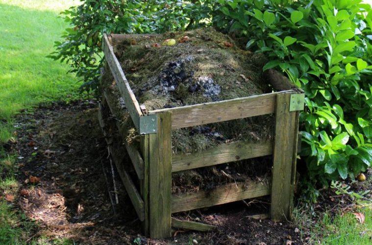"""""""Bio-Recycling"""": Der eigene Kompost"""